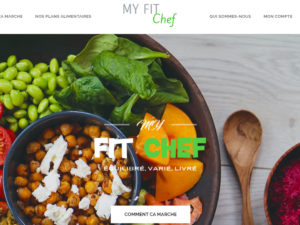 restaurant fit chef yoga site web design a la demande a la demande sur mesure en ligne seo wordpress shopifil drop-shipping webdesign meilleur creation arty